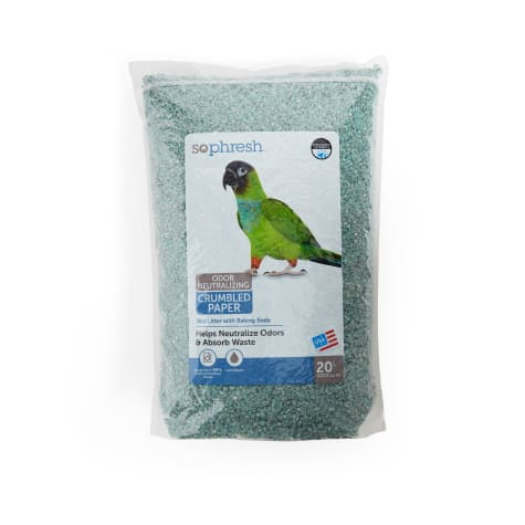 So Phresh 20L Paper Bird Litter