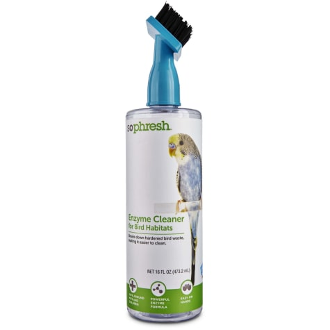 So Phresh Enzyme Cleaner for Bird Habitats