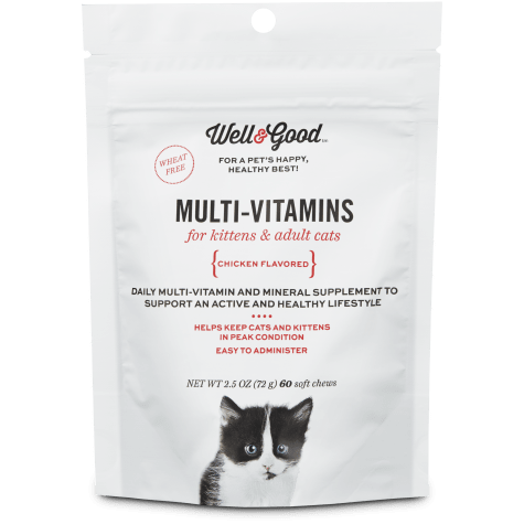Well & Good Multi Vitamin for Cats