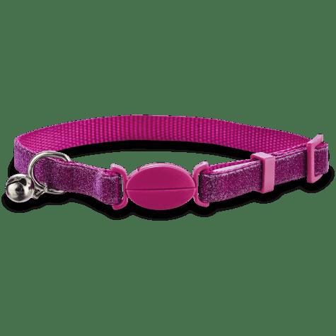 Bond & Co Fancy Pink Glitter Cat Collar