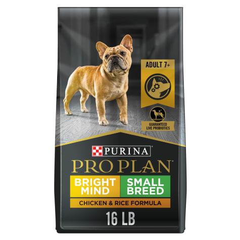 Purina Pro Plan Senior Bright Mind Small Breed Formula Dry Dog Food