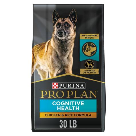 Purina Pro Plan Bright Mind Chicken & Rice Formula Adult Dry Dog Food