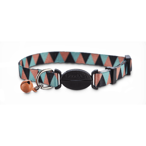 Good2Go Triangle Pattern Cat Collar