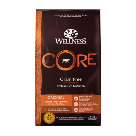 Wellness CORE Natural Grain Free Original Dry Dog Food