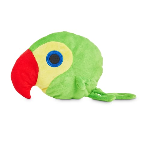Petco 2 for 5 Toys Beak-a-boo Parrot Plush Dog Toy in Various Styles