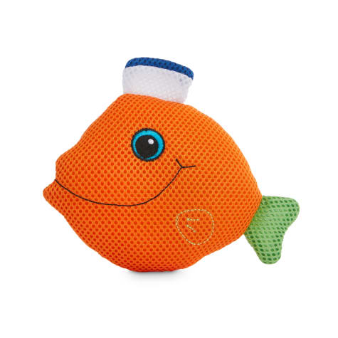 Petco 2 for 5 Toys Fishing for Fun Sea Creature Plush Dog Toy in Various Styles