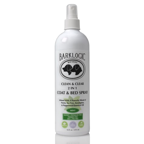 Barklogic Clean & Clear Coat and Bed Spray