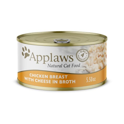 Applaws Chicken Breast with Cheese Canned Cat Food