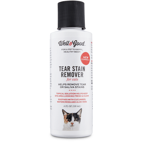 Well & Good Cat Tear Stain Remover