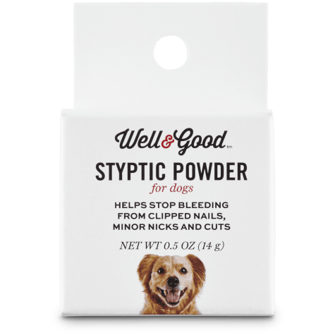 Well & Good Styptic Powder for Dogs