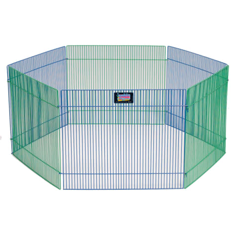 Midwest Critterville Small Pets Playpen