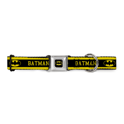 Buckle-Down Batman Dog Collar