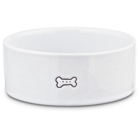 Harmony Good Dog Ceramic Dog Bowl