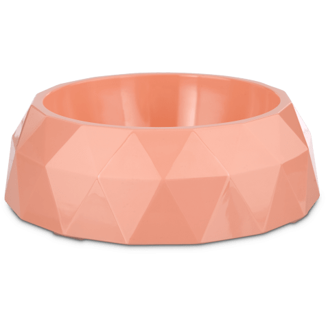 Bowlmates Coral Single Faceted Base