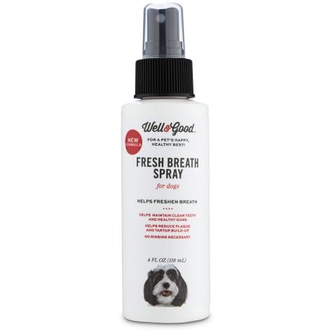 Well & Good Dog Breath Spray