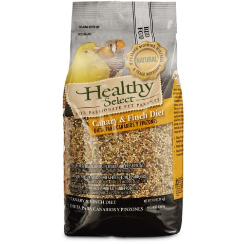 Healthy Select Canary & Finch Diet Bird Food