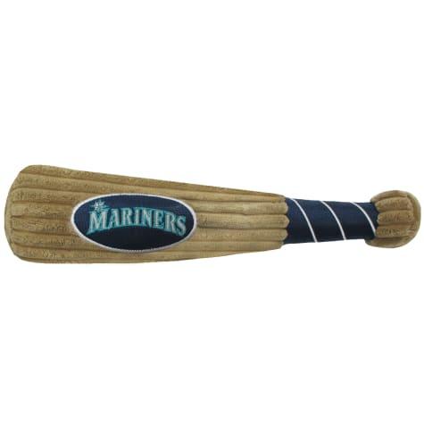 Pets First MLB Seattle Mariners Baseball Bat Toy