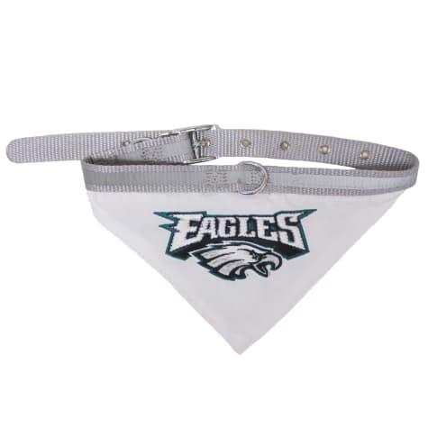 Pets First Philadelphia Eagles Collar Bandana