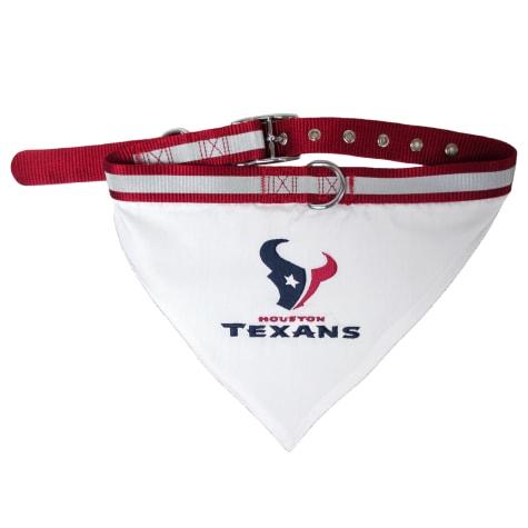 Pets First Houston Texans Collar Bandana