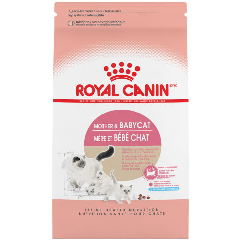 Royal Canin Mother & Babycat Dry Cat Food for Newborn Kittens and Pregnant or Nursing Cats