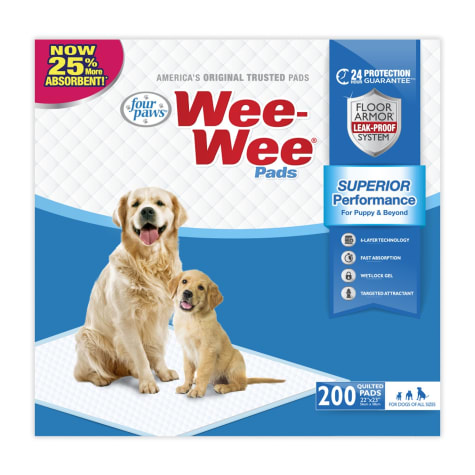 Wee-Wee Puppy Pads