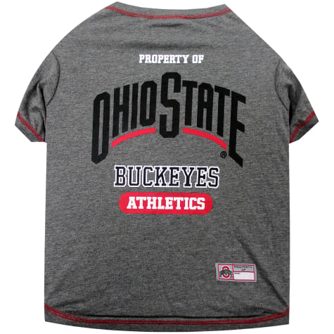 Pets First Ohio State Buckeyes T-Shirt