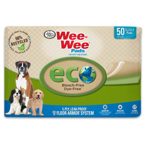 Wee-Wee ECO Pads For Dogs