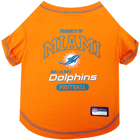Pets First Miami Dolphins T-Shirt