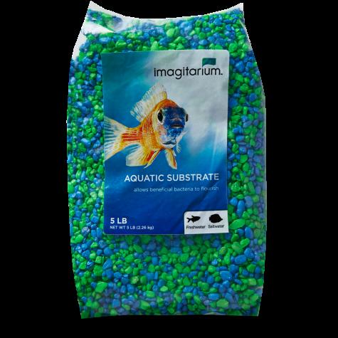 Imagitarium Summer Aquarium Gravel
