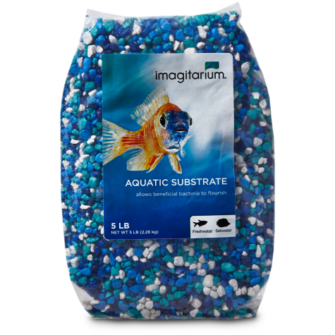 Imagitarium Nautical Star Aquarium Gravel
