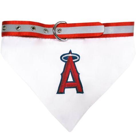 Pets First Los Angeles Angels Collar Bandana