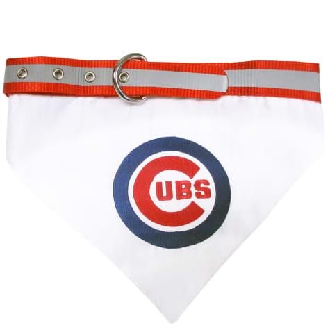 Pets First Chicago Cubs Collar Bandana