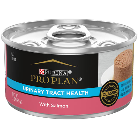 Purina Pro Plan Focus Urinary Tract Health Formula With Salmon Pate Wet Cat Food