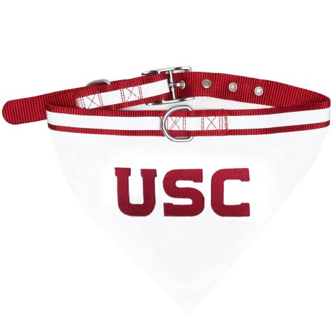 Pets First USC Trojans Collar Bandana