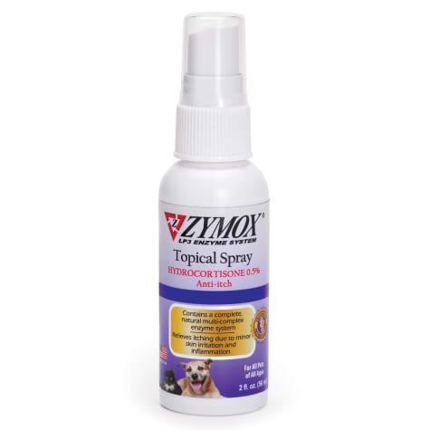 Zymox Spray with .5% hydrocortisone
