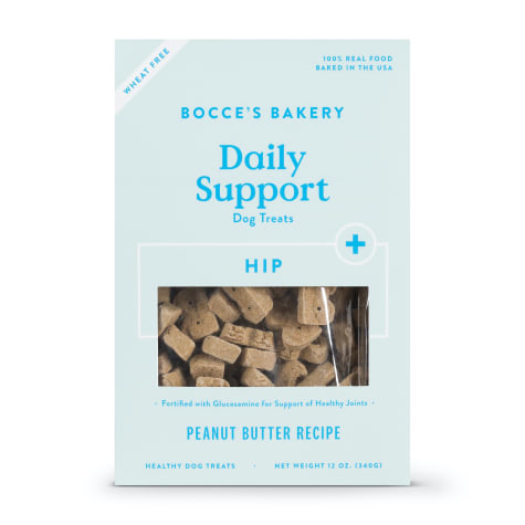 Bocce's Bakery Daily Support Hip Biscuit Dog Treats