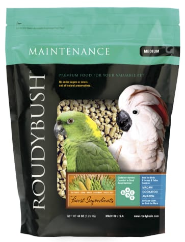 Roudybush Daily Maintenance, Medium Pellets
