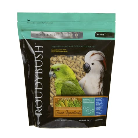 Roudybush Senior Diet, Medium Pellets