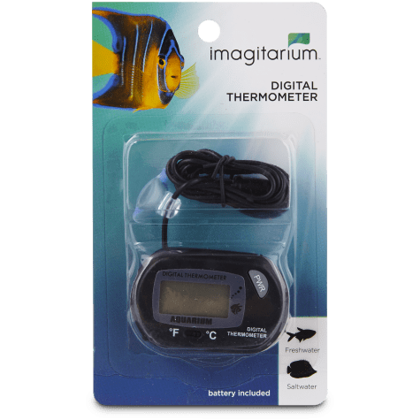 Imagitarium Digital Aquarium Thermometer