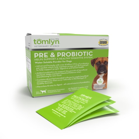 Tomlyn Pre & Probiotic Powder for Dogs