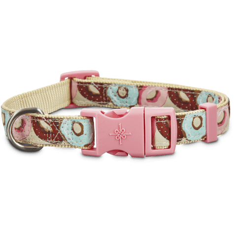Good2Go Donut Print Dog Collar