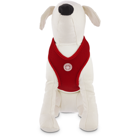 Good2Go Red Mesh Dog Harness