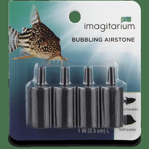 Imagitarium Bubbling Column Airstone 4-Pack