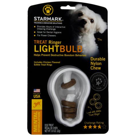 Starmark Treat Ringer Lightbulb