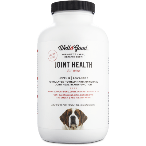 Well & Good Joint Level 3 Tablets