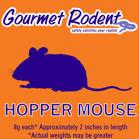 Frozen Hopper Mouse
