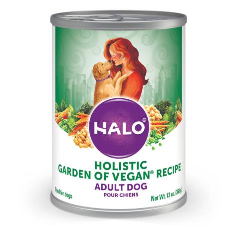 Halo Vegan Adult Holistic Garden of Vegan Wet Dog Food