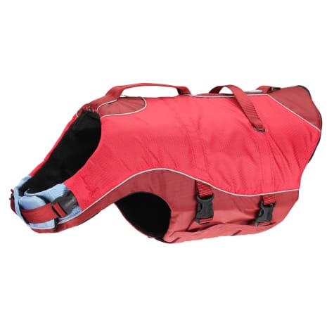 Kurgo Surf-N-Turf Red Life Jacket