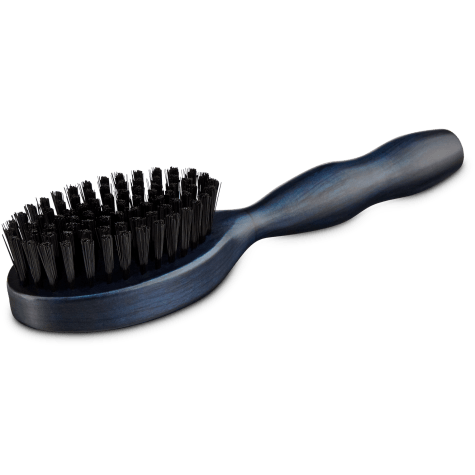 Seaside Summer Wood Bristle Dog Brush