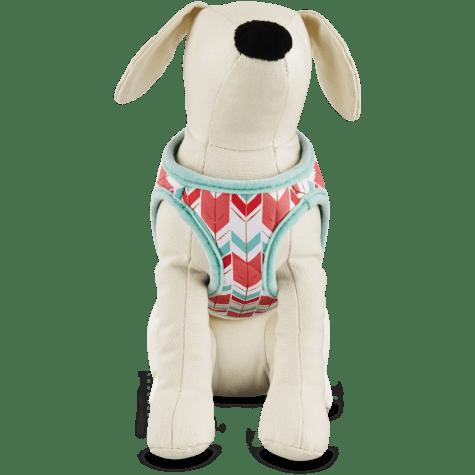 Bond & Co. Multi Triangle Harness for Small Dogs